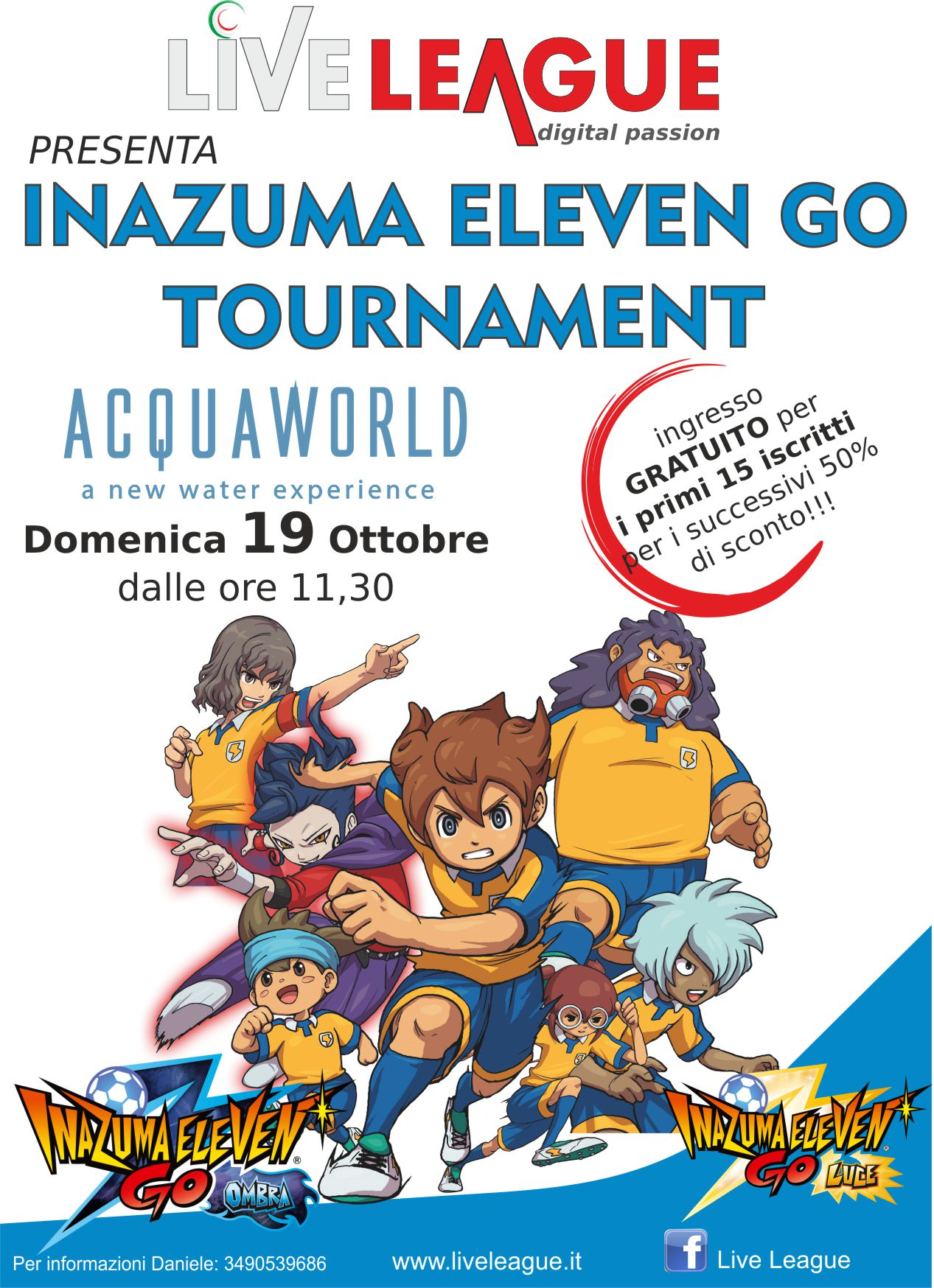 Inazuma 19102014 Aquaworld