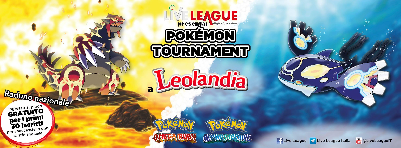 POKEMON TOURNAMENT - Raduno Allenatori Pokemon
