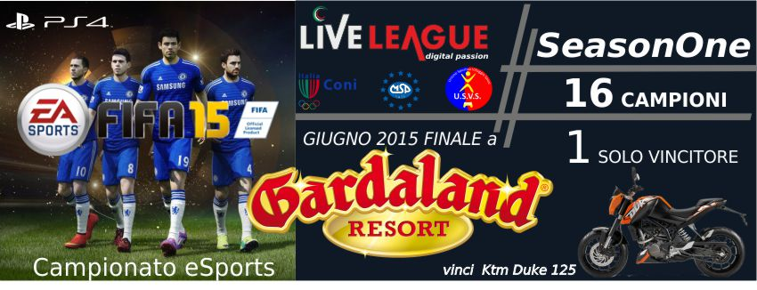 SeasonOne - FINAL - FIFA Tournament 2015