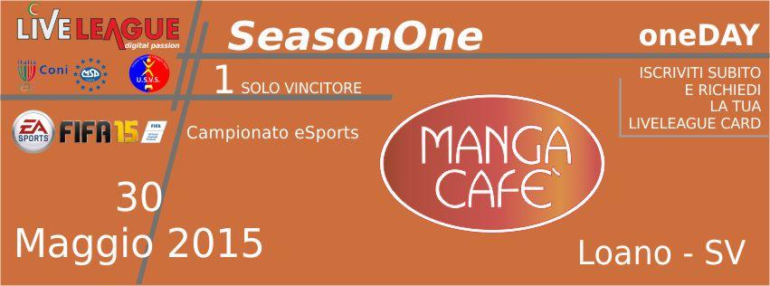 SeasonOne<br /> FIFA Tournament 2015 - Torneo 1vs1 - FIFA15 (PS4)