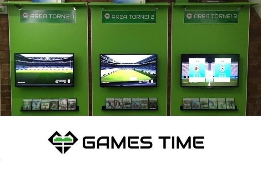 Games Time Napoli